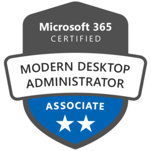 We're Microsoft 365 Certified!